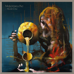 MOTORPSYCHO    -THE ALL IS ONE   2LP