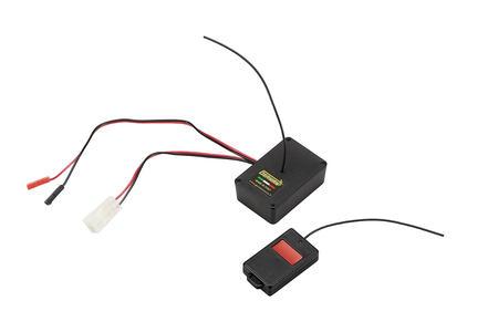 Kit comando a distanza 6 volt. art.7-2668