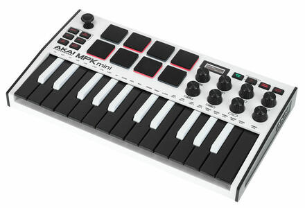 AKAI Professional - MPK MINI MK3 WHITE