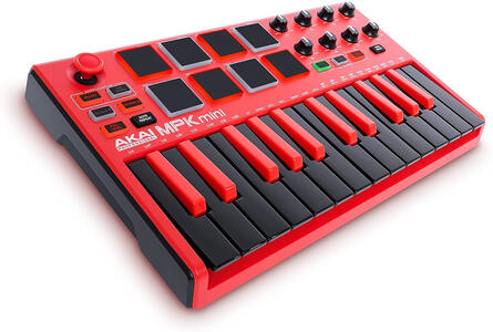AKAI Professional - MPK MINI MK3 RED