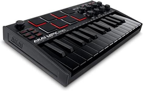 AKAI Professional - MPK MINI MK3 BLACK