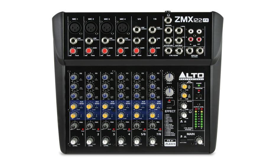 ALTO ZEPHYR  ZMX122FX