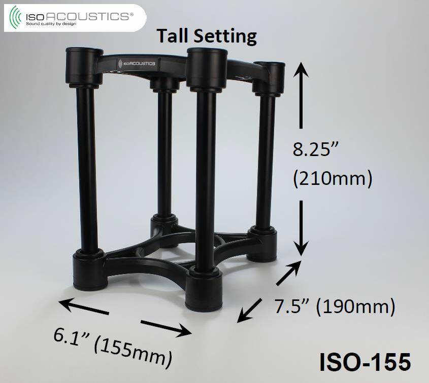 Isoacoustics ISO-155