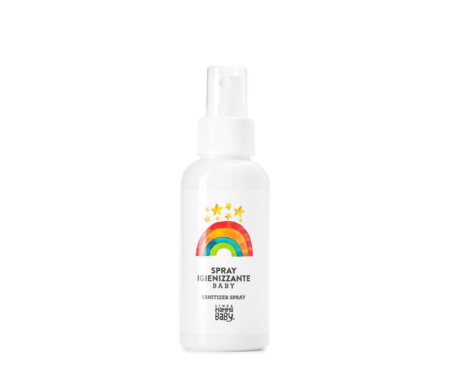 Spray igienizzante