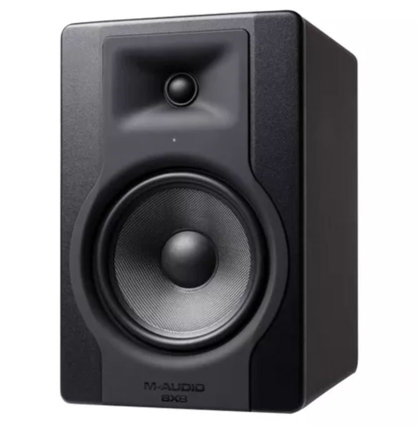M-AUDIO BX8 D3 monitor da 8""