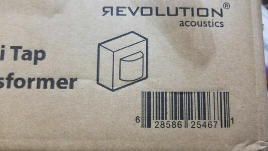 Revolution Acoustics - RA-T1 (confezione 4 pz.)