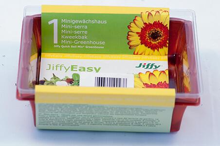 Mini Serra 18x14 cm Jiffy Easy