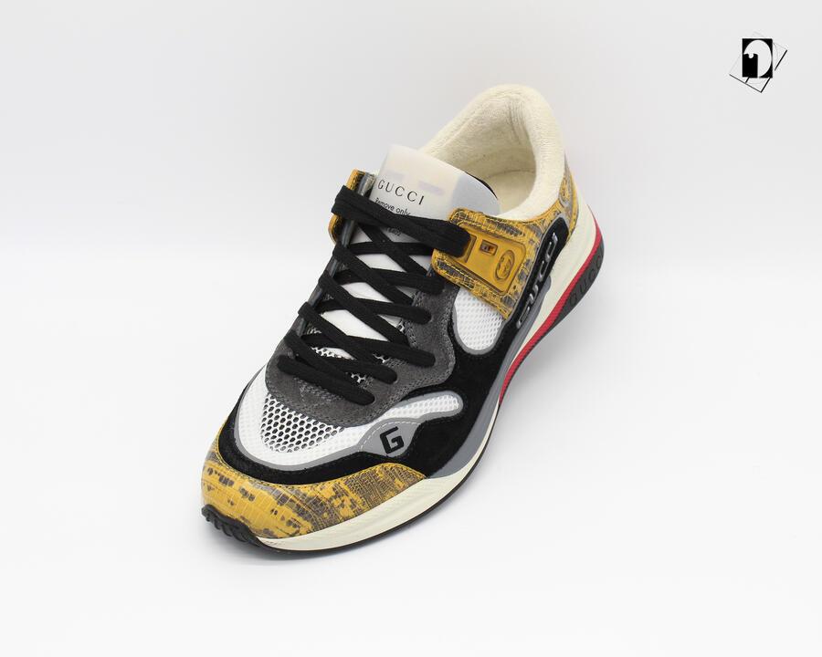 Sneakers Gucci Tejus Lux calf da Uomo in 2 varianti F51772