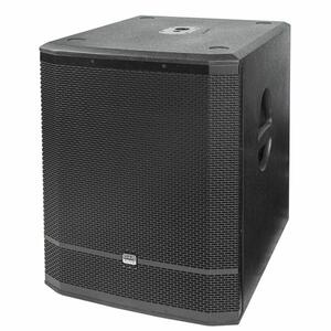 """DAP PURE-15AS 15"""" SUBWOOFER WITH DSP"""