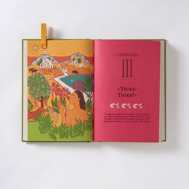 Il libro della giungla. Edizione illustrata da Minalima