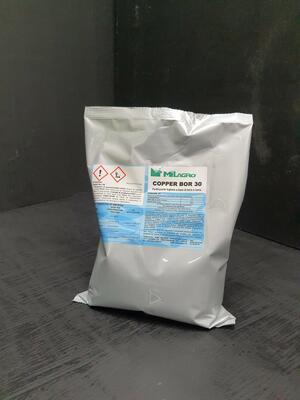 Polvere Bagnabile Copper BOR 30 1 Kg