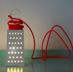 Lampada da Tavolo Cacio & Pepe Collezione Be.Pop di In-es.artdesign, Varie Finiture - Offerta di Mondo Luce 24