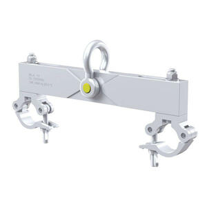 MILOS CEILING SUPPORT 290-400mm, Silver