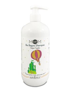 Naturetica - Bio Bagno Shampoo Mom&Baby