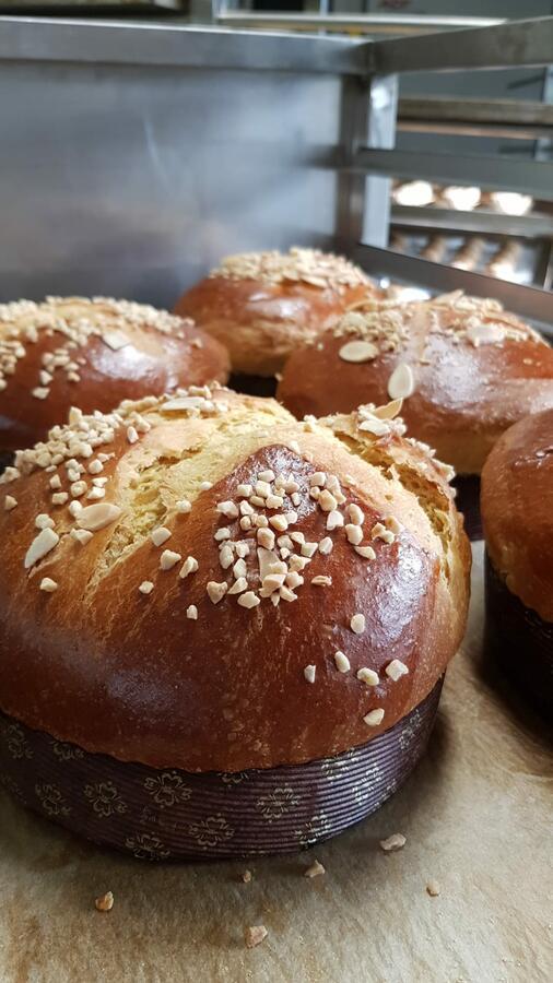 Focaccia con farina di farro senza zucchero con eritritolo e stevia