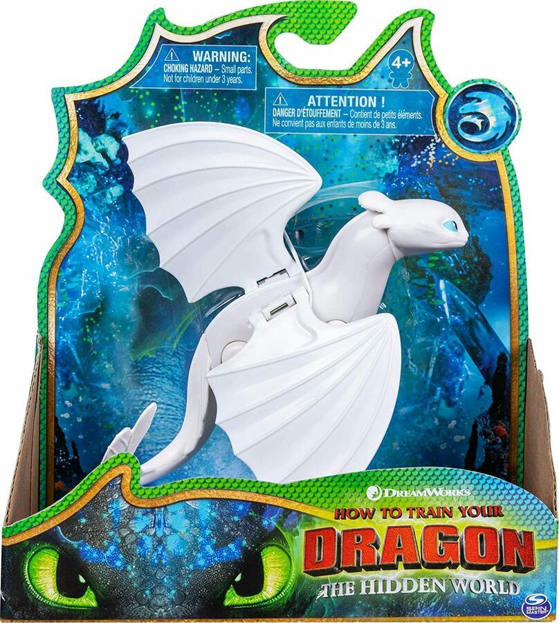 Lightfury Dragon - Spinmaster 6045118 - 4+ ann