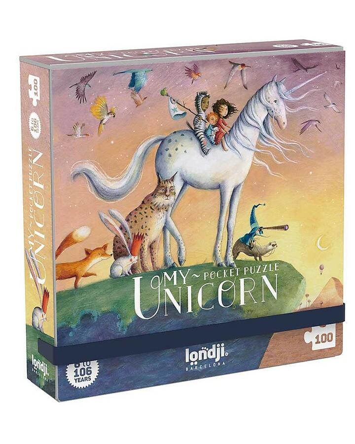 Pocket Puzzle My Unicorn