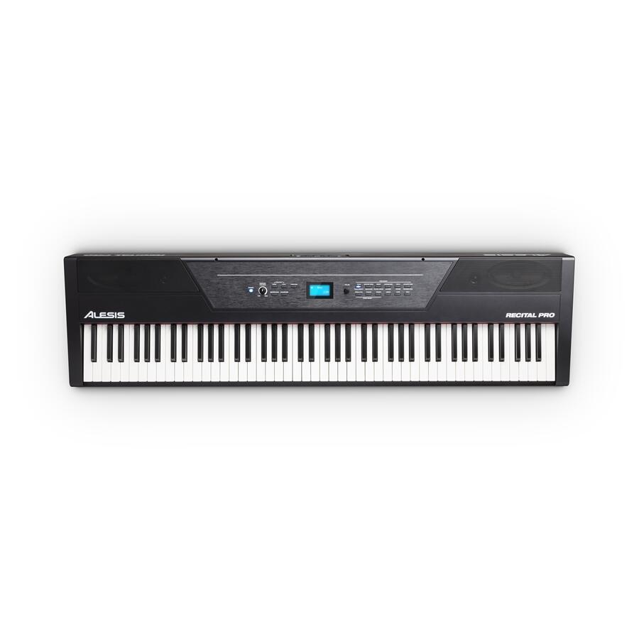 ALESIS - RECITAL PRO: PIANOFORTE DIGITALE CON TASTIERA 88 TASTI