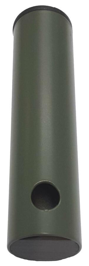 Richiamo tortora in alluminio verniciato cm.12