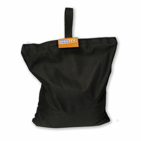 WENTEX EUROTRACK - BALLAST BAG - 5 KG - Nero