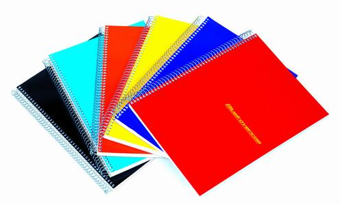Quaderno spiralato UNIVERSITY A4 288 pagine. Il quaderno definitivo