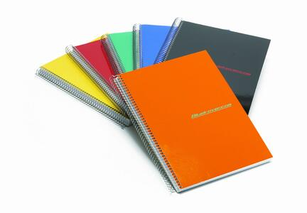 Quaderno spiralato UNIVERSITY A5 288 pagine. Il quaderno definitivo