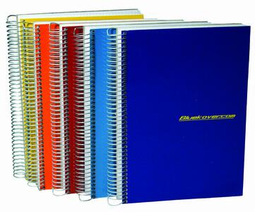 Quaderno spiralato UNIVERSITY A6 288 pagine. Il quaderno definitivo