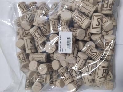Tappo di Sughero SUPER 26x45 100 pz