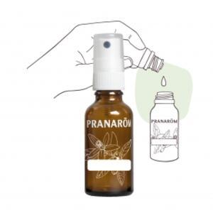 Pranarom - Flacone spray vuoto