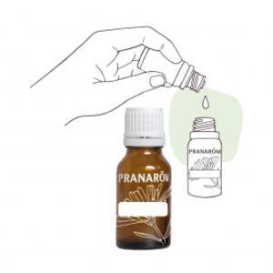 Pranarom - Flacone con stillagocce vuoto