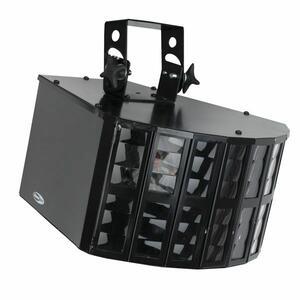 SHOWTEC DOUBLE3 DERBY LED Q6