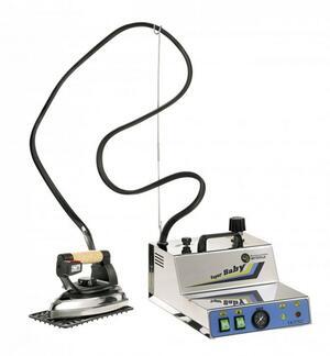 Ferro da stiro Professionale con caldaia Battistella VaporBaby con manometro