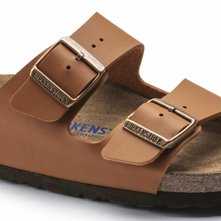 Birkenstock - Arizona SFB - Ginger Brown