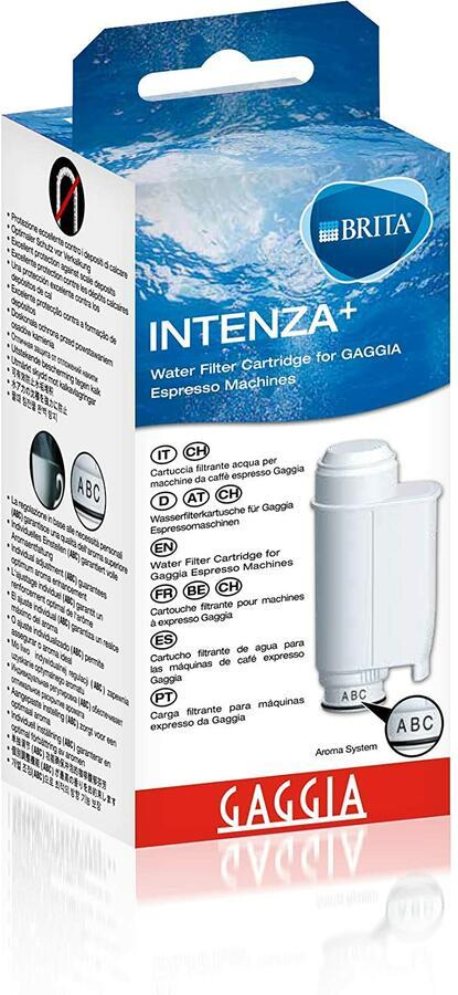 Filtro anticalcare per macchine espresso Brita Intenza+