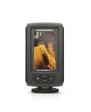 Humminbird Piranha Max 4di Ecoscandaglio - Display Colori - Retroilluminazione Led - Alimentazione:10.8-20 Vdc Cod.jh-pm4di (410160-1)