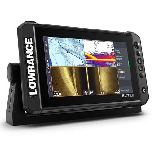 Lowrance Elite FS™ 9 con Active Imaging 3-in-1 - Offerta di Mondo Nautica 24