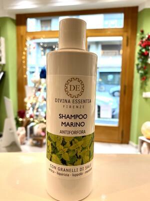 Shampoo Marino antiforfora con ortica liquirizia luppolo mentolo