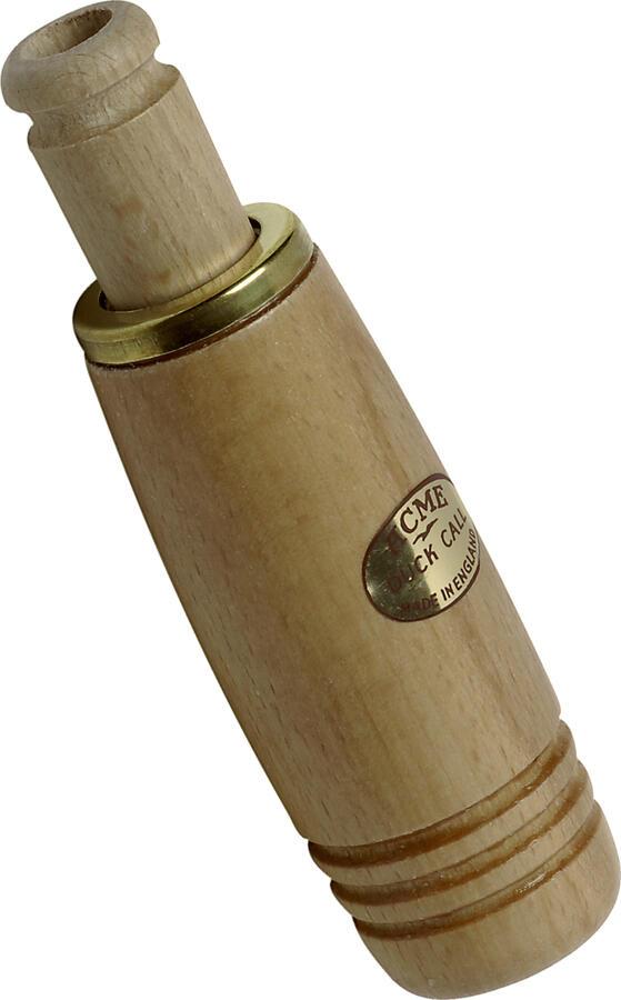 Richiamo germano in legno cm.11,5 marchio ACME