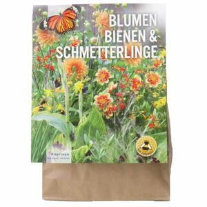 Fiori delle Farfalle Salmone&Arancio 30 pz