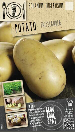 Bulbi di Patate Frieslander confezione da 10 pz