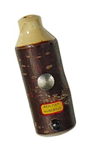 Richiamo capriolo in legno suono regolabile marchio HUBERTUS