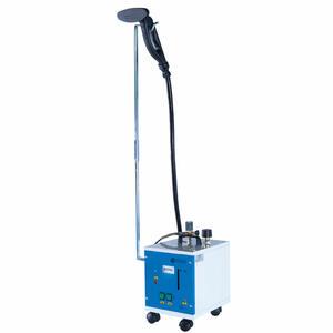 Generatore di vapore portatile ATENA caldaia da 4,5 l completo di spazzola vapore imbottita e riscaldata da 350 W