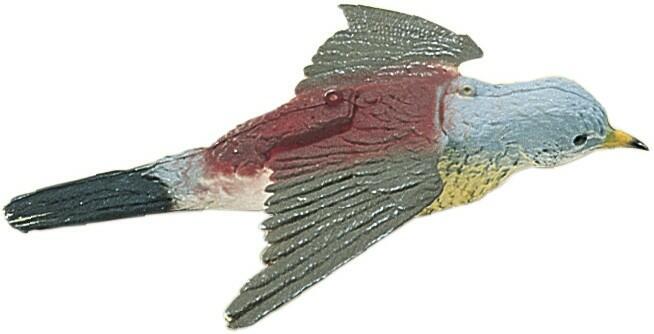 Cesena in volo in materiale termoplastico - prezzo confezione da 6 pezzi