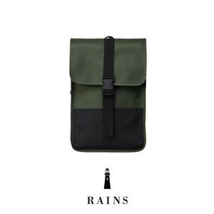Rains Buckle Backpack Mini - Green