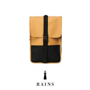 Rains Buckle Backpack Mini - Khaki