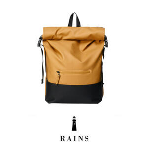 Rains Buckle Rolltop - Khaki