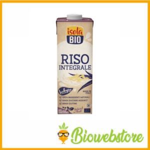 Bevanda vegetale di Riso Integrale Bio 1L