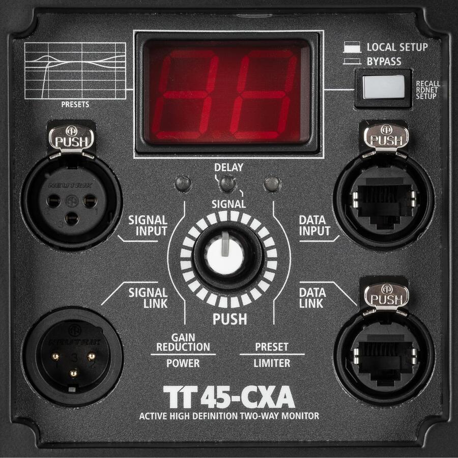 RCF TT 45-CXA