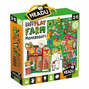 BABY PLAY FARM MONTESSORI HEADU