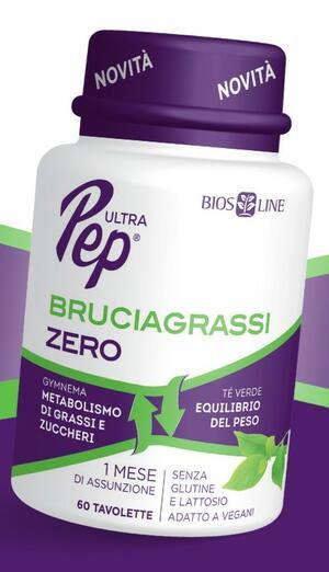 Ultra Pep® Tavolette Bruciagrassi ZERO